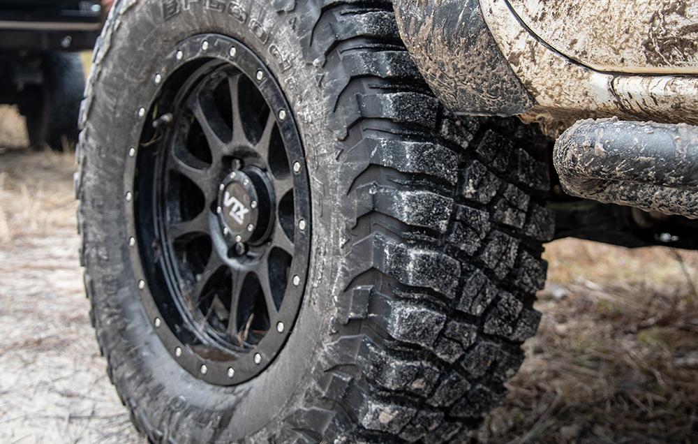 Tacoma Tire Options