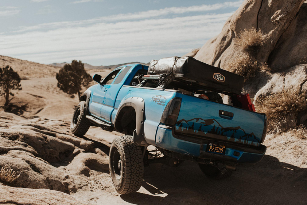 2nd and 3rd Gen Tacoma Lift Kits, Leveling Kits and More! Lift Kits (Rear)