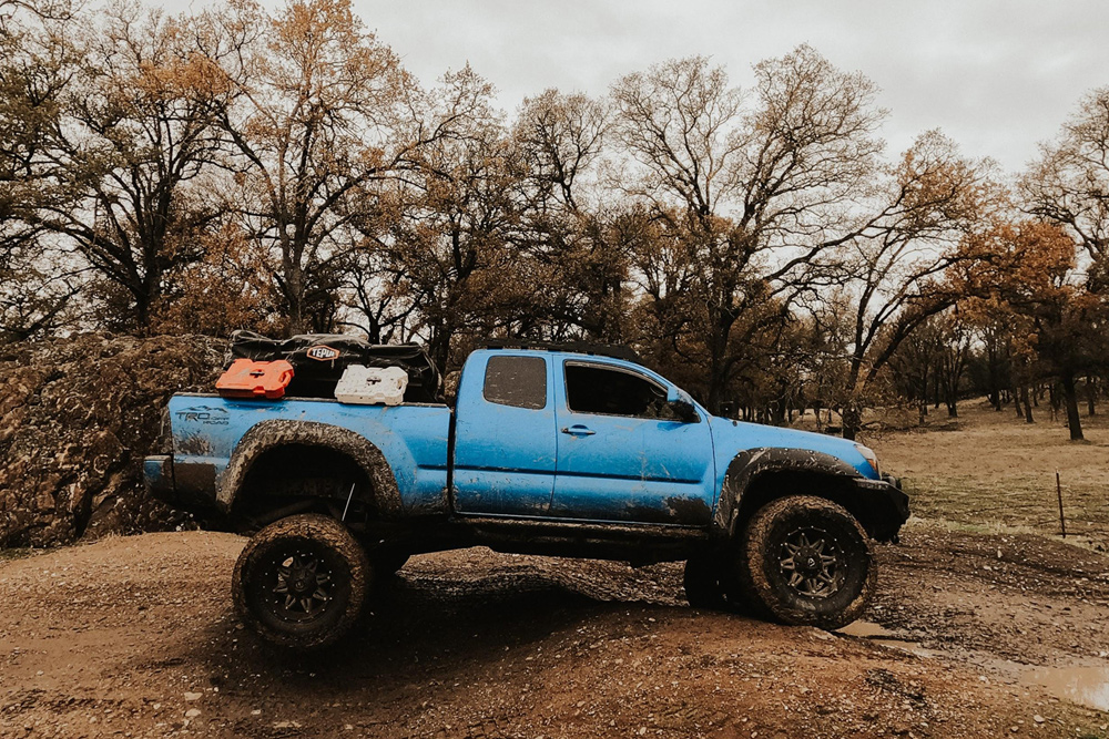 2nd and 3rd Gen Tacoma Lift Kits, Leveling Kits and More!