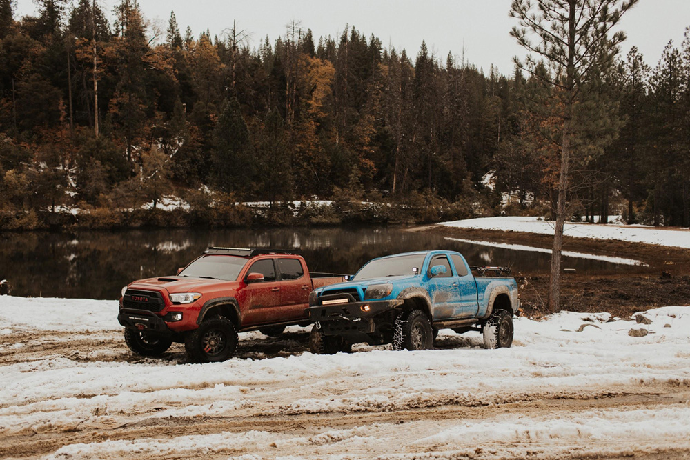 2nd and 3rd Gen Tacoma Lift Kits, Leveling Kits and More! Final Thoughts