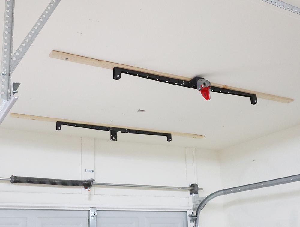 Second Bracket for RTT Garage Hoist