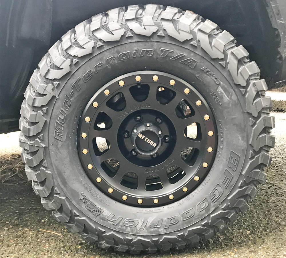 Road & Trail-Tested Review On BFGoodrich KM3 Mud-Terrain Off-Road Maximum Traction Tires for the 3rd Gen Tacoma: Why I Chose the BFGoodrich KM3 Mud Terrain Tires