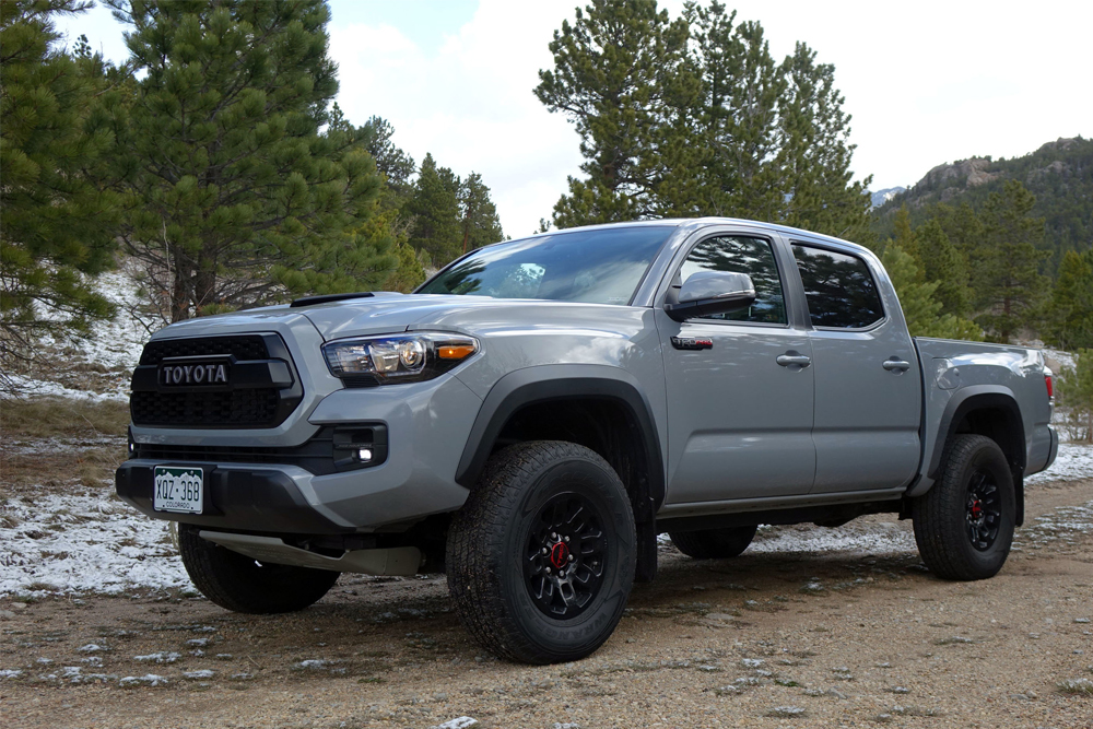 How Big of a Tire Can I Fit on My Truck? A Guide to Choosing the Correct Tire Size for Your 3rd Gen Tacoma: #4 What about my TRD Pro?