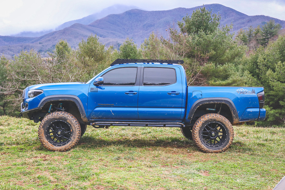 Nitro Gear 5.29s: Review for the 3rd Gen Tacoma