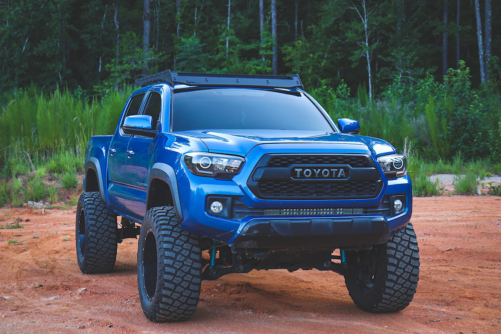 Nitro Gear 5.29s: Review for the 3rd Gen Tacoma - Shortcomings of OEM Gear Ratio