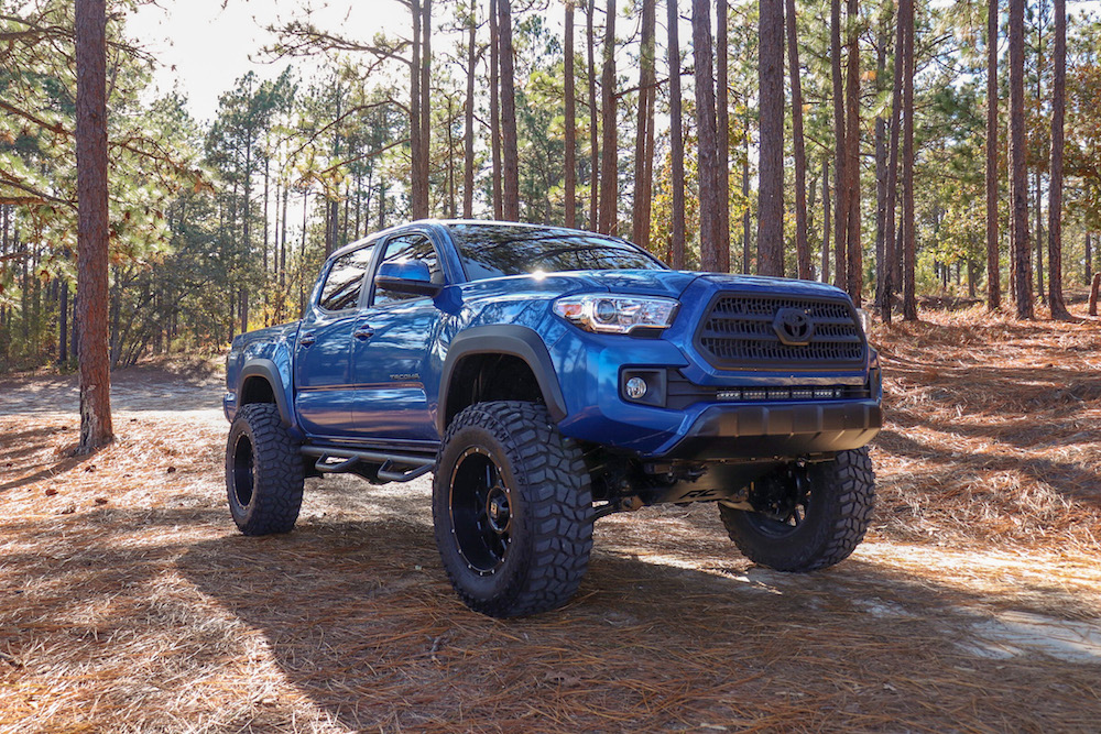 Nitro Gear 5.29s: Review for the 3rd Gen Tacoma - What Are The Downsides