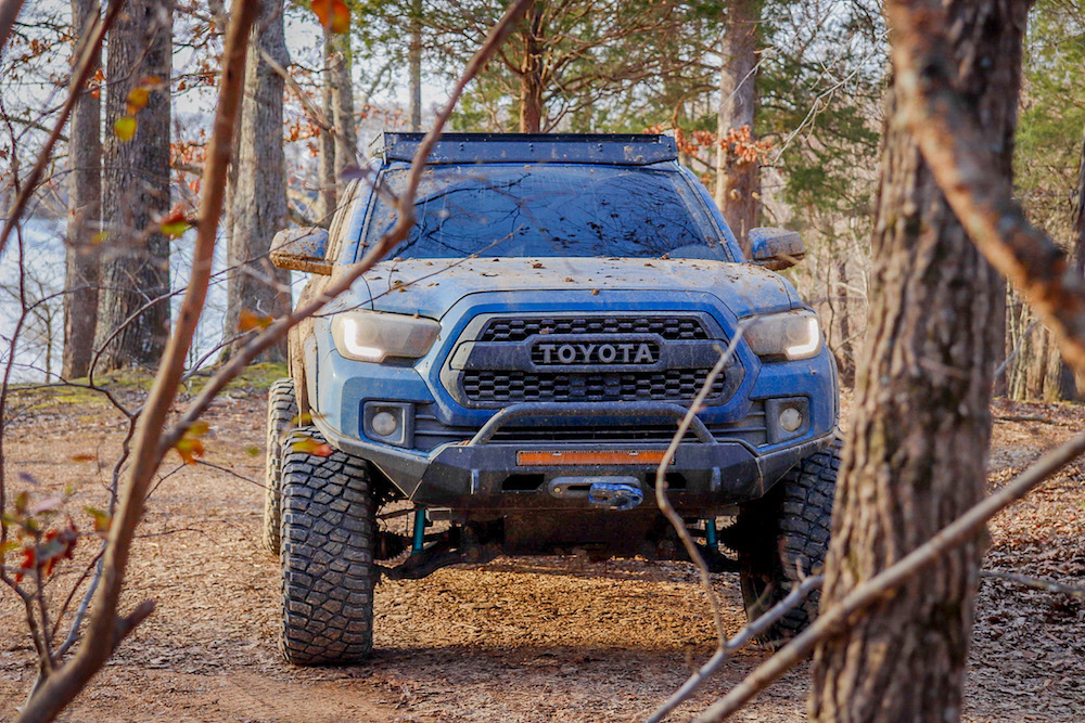 SSO Slimline & Stage 2 High Clearance Bumper: Review For 3rd Gen Tacoma