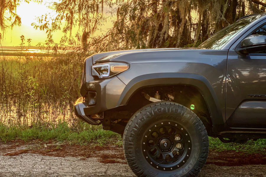 Cutting The Stock Bumper On Your 3rd Gen Tacoma