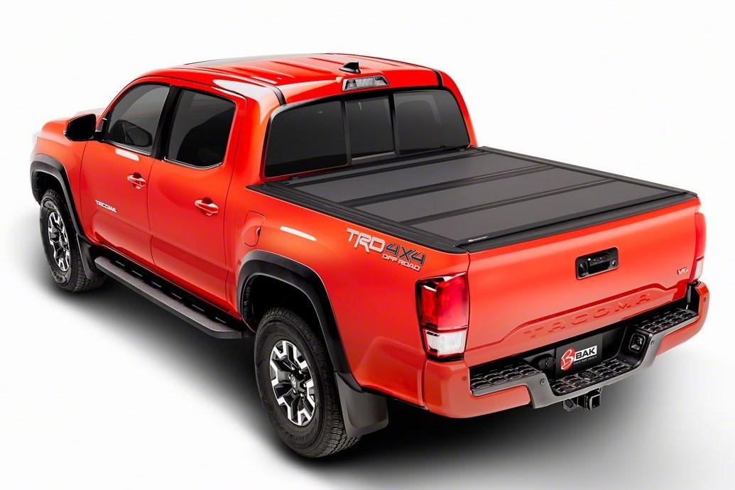 BAKFlip MX4 Truck Bed Cover - 3rd Gen Tacoma