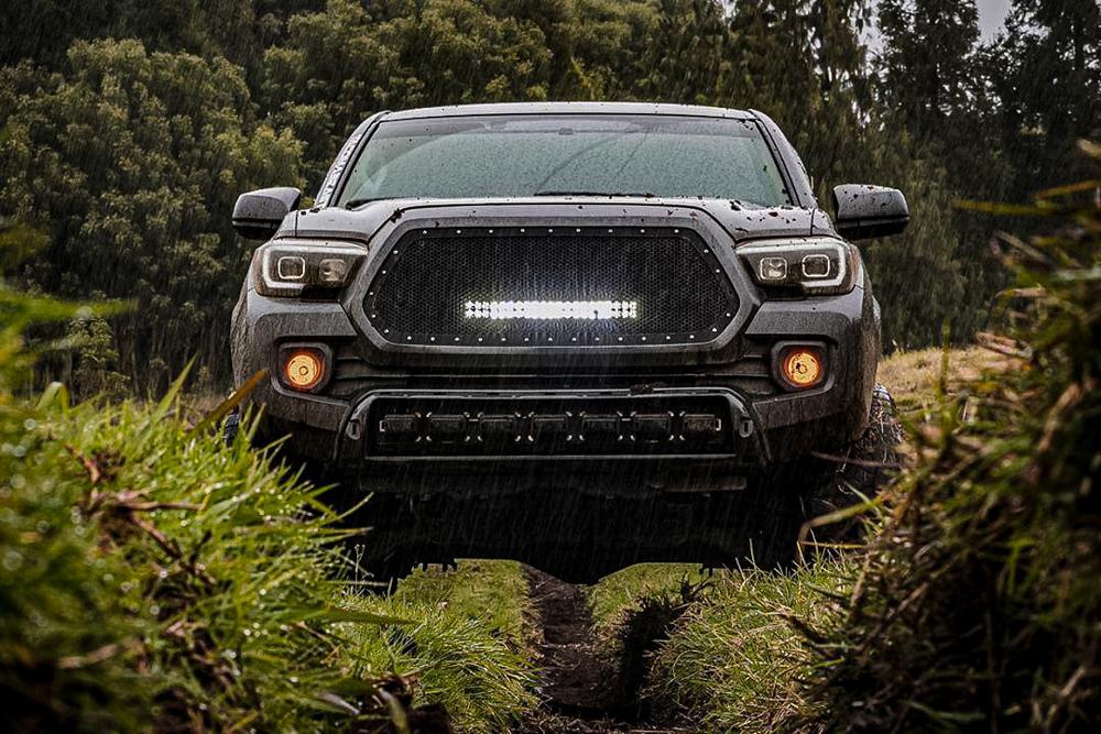 Spyder Auto Headlights on 3rd Gen Tacoma
