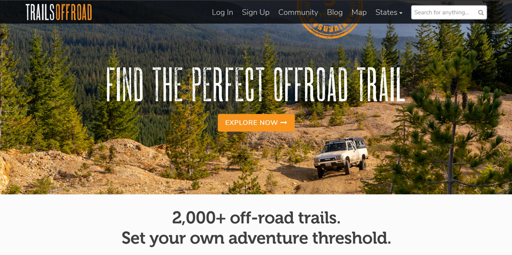How To Find The Best Off-Road Trails - TrailsOffRoad