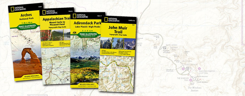 How To Find The Best Off-Road Trails - Maps