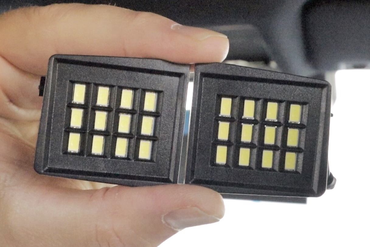 Meso Customs Ultimate Map Lights - Install for 3rd Gen Tacoma
