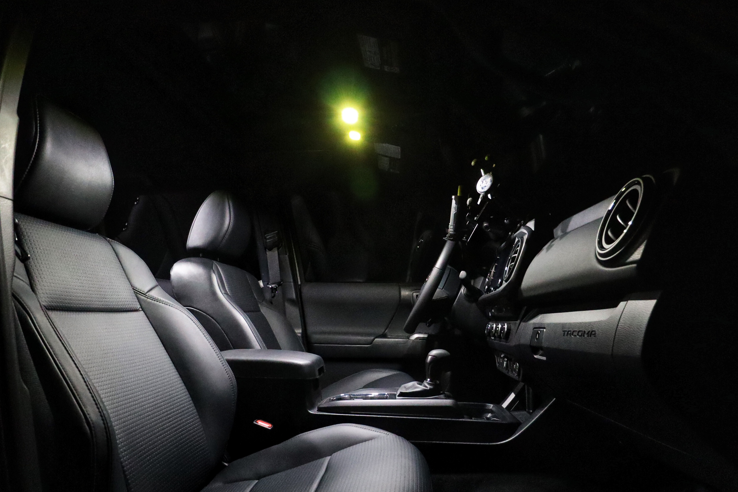 Meso Customs Ultimate Map Lights & Dome Light - Install for 3rd Gen Tacoma