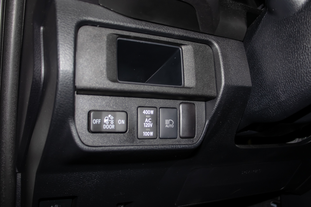 Cali Raised LED OEM Switch Panel Install & Wiring - 3rd Gen Tacoma