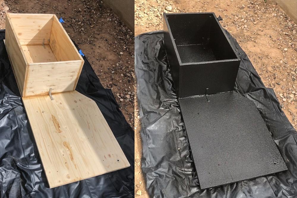DIY Overland Cargo & Fridge Mounting System With Storage For Tacoma