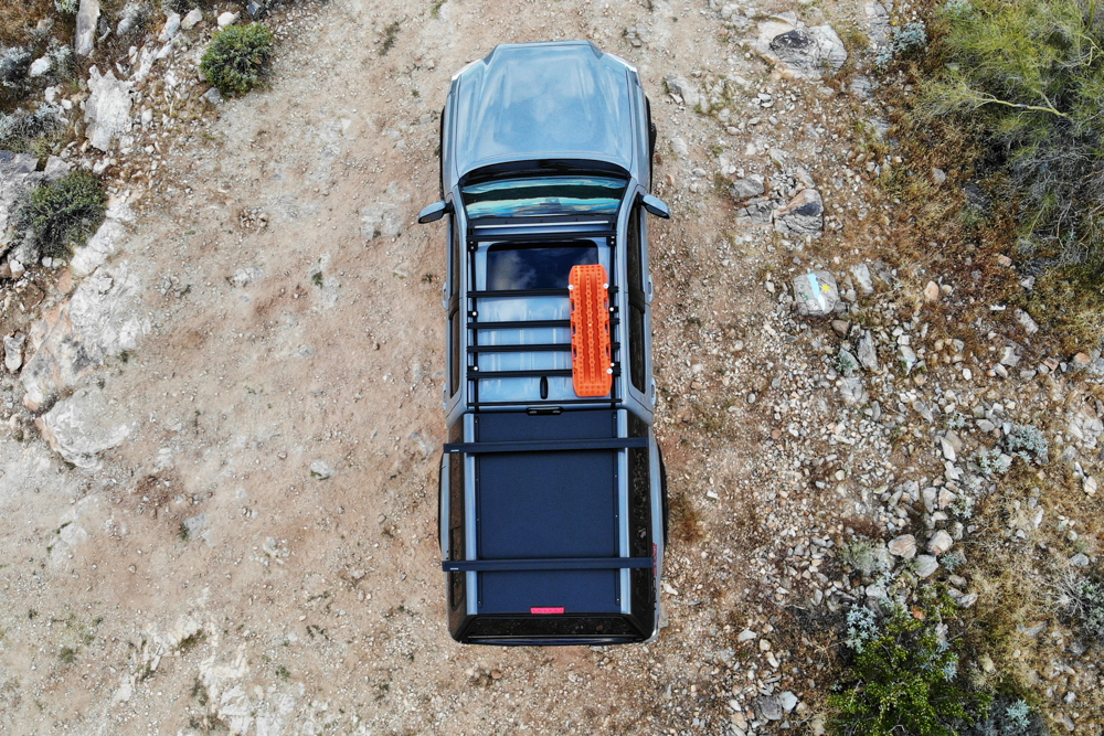Yakima Roof Rack Install & Review For Camper Shell 3rd Gen Tacoma