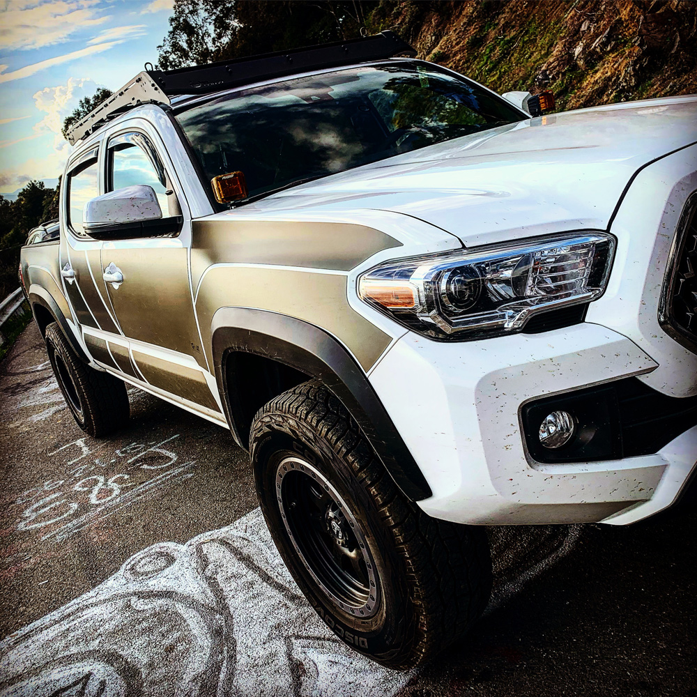 Goat Armor (Go Off-Road Armor Tech) Magnetic Armor: Review & Install For 3rd Gen Tacoma: Overall Review