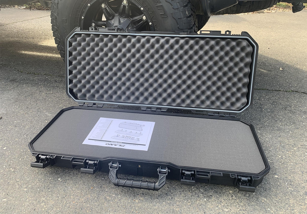 Plano Tactical Case Review & Install on Prinsu Rack For 2nd & 3rd Gen Tacoma