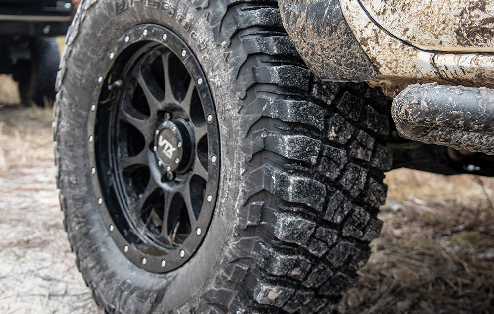 Tacoma Tire Options