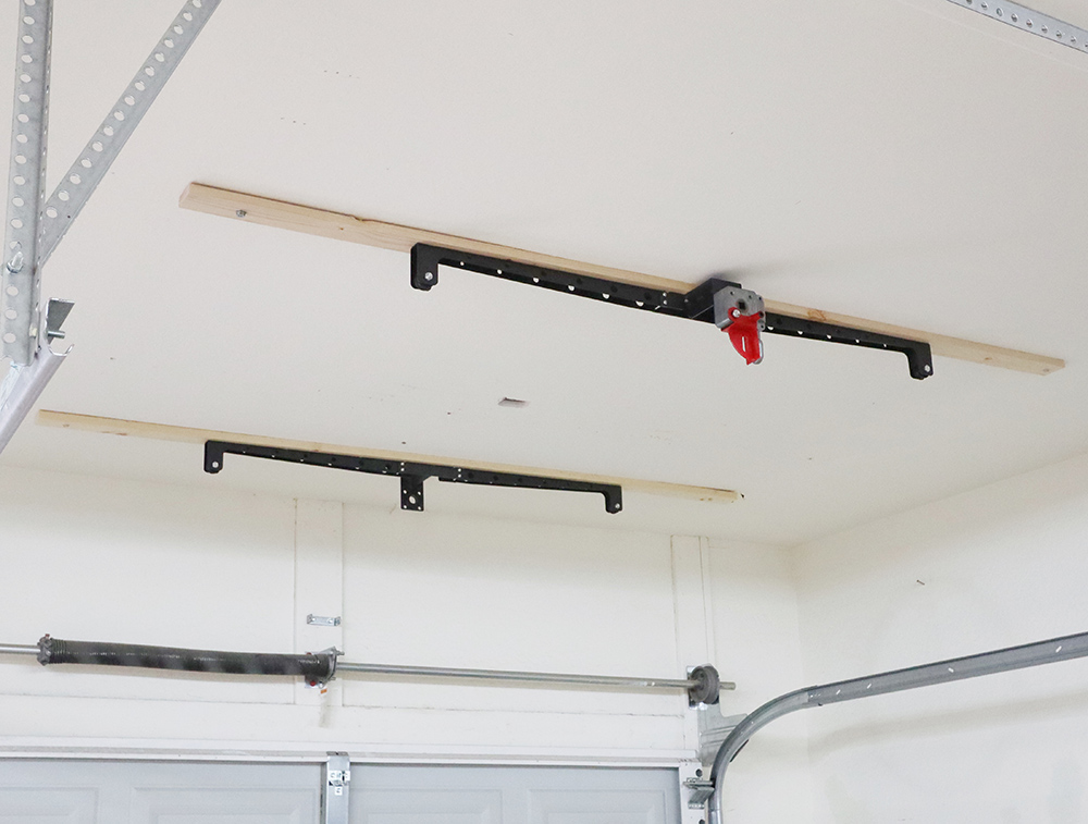 Second Bracket for RTT Garage Hoist