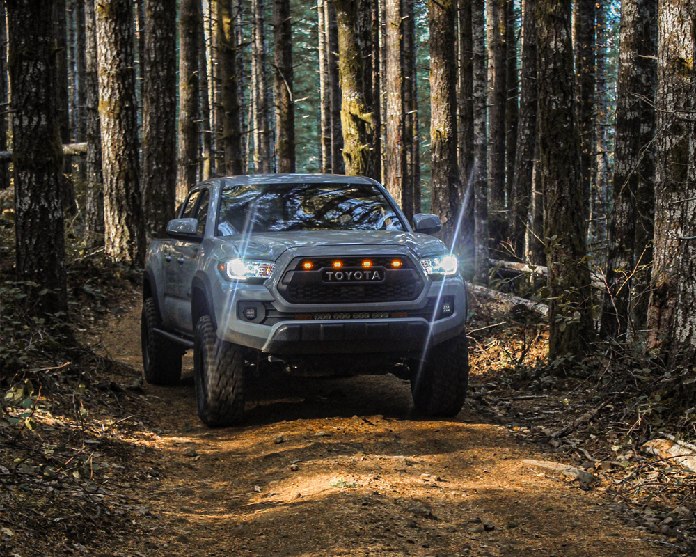 Road & Trail-Tested Review On BFGoodrich KM3 Mud-Terrain Off-Road Maximum Traction Tires for the 3rd Gen Tacoma: Trail-Tested Review