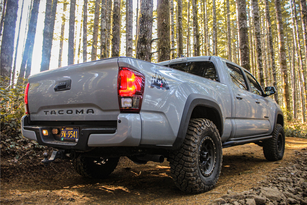 Road & Trail-Tested Review On BFGoodrich KM3 Mud-Terrain Off-Road Maximum Traction Tires for the 3rd Gen Tacoma: Off-Roader or Mall Crawler
