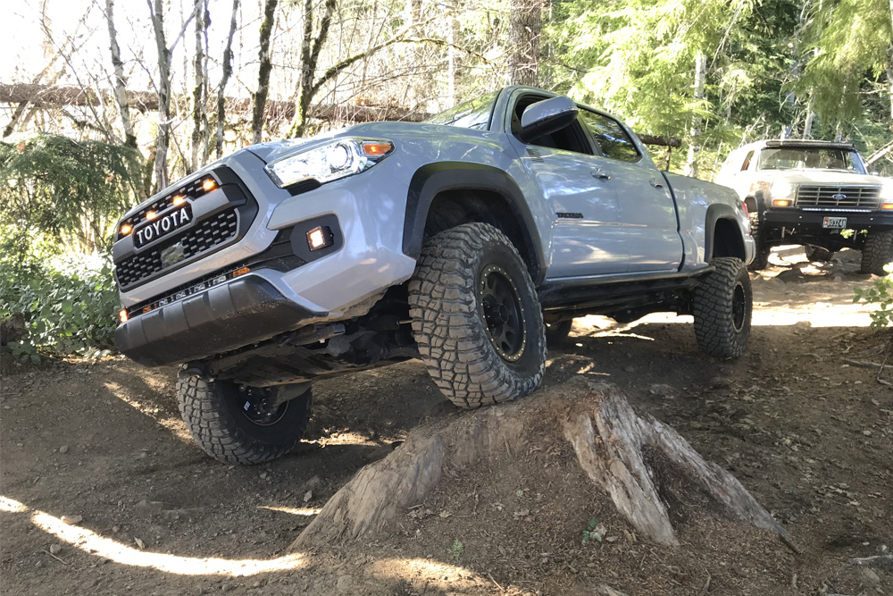Road & Trail-Tested Review On BFGoodrich KM3 Mud-Terrain Off-Road Maximum Traction Tires for the 3rd Gen Tacoma