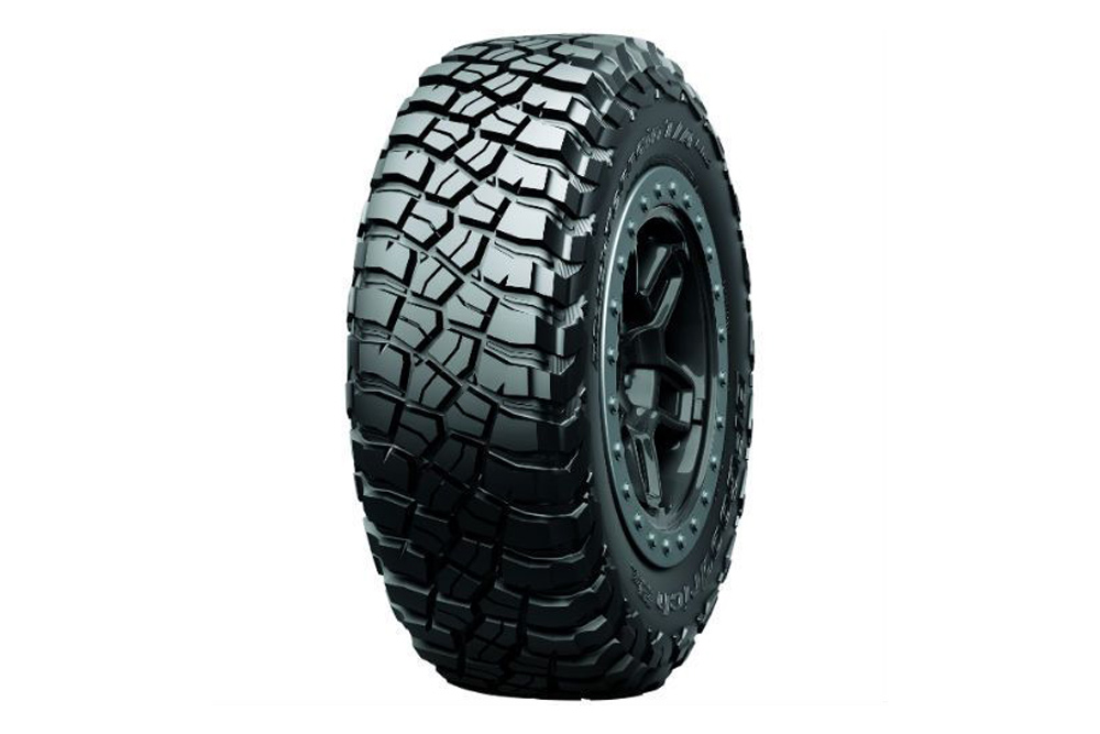 Road & Trail-Tested Review On BFGoodrich KM3 Mud-Terrain Off-Road Maximum Traction Tires for the 3rd Gen Tacoma: Let's Talk Tire Specs