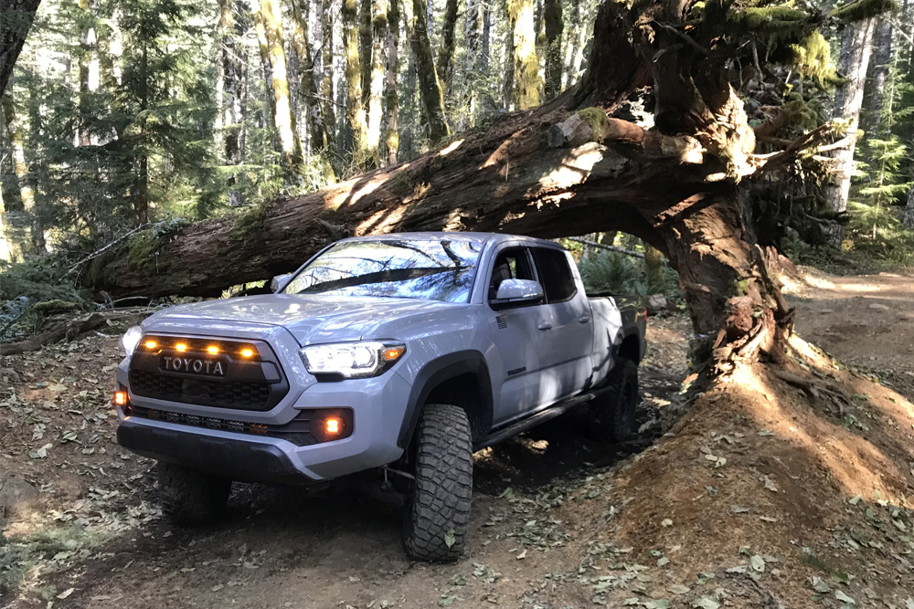 How Big of a Tire Can I Fit on My Truck? A Guide to Choosing the Correct Tire Size for Your 3rd Gen Tacoma: #4 What is the best wheel size for Off-Road use?