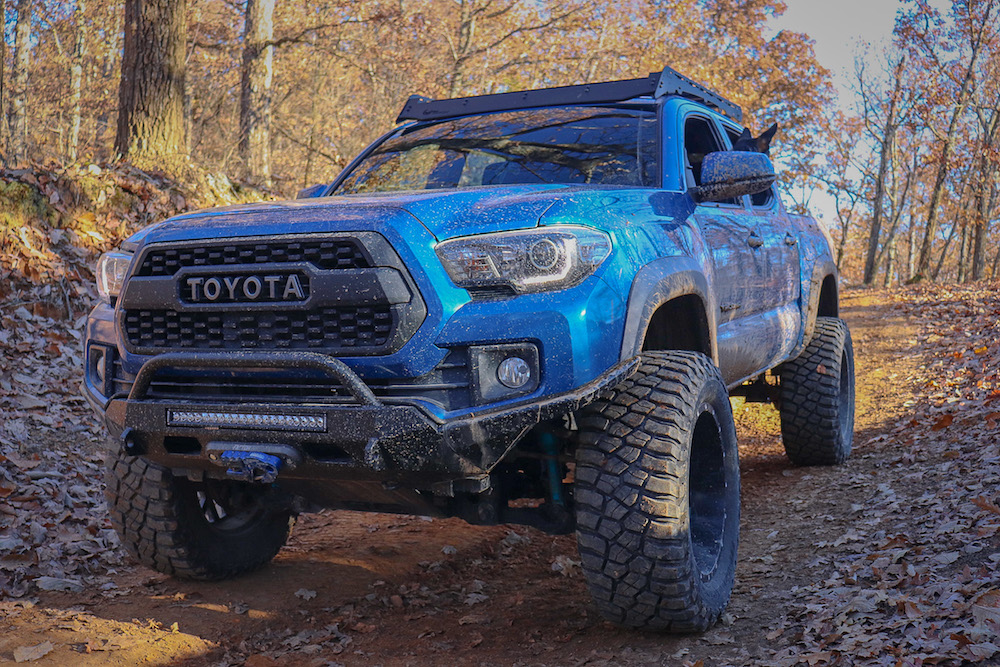 SSO Steel Front Bumper Review & Overview - 3rd Gen Tacoma
