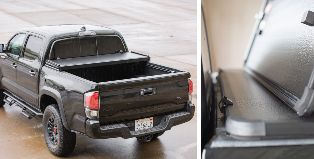 RDJ Trucks Bed Cover for 3rd Gen Tacoma