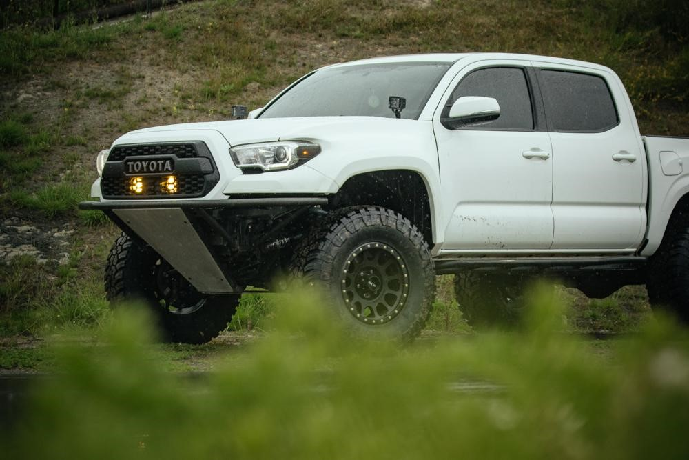Fitting 35 Inch Tires on 3rd Gen Tacoma
