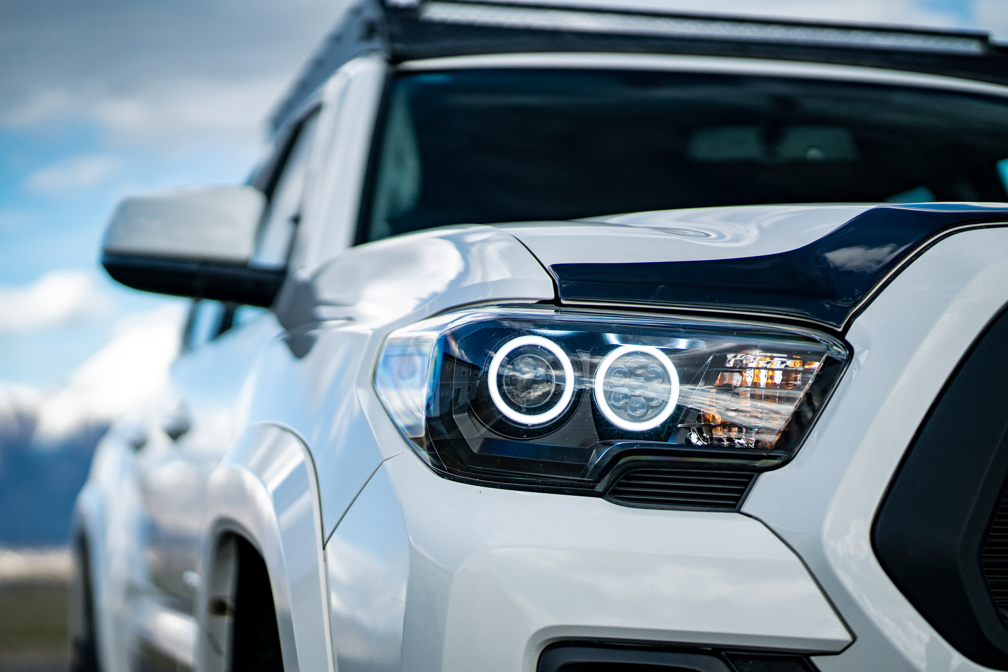 Top Headlight Options For The 3rd Gen Tacoma - Custom Retrofit