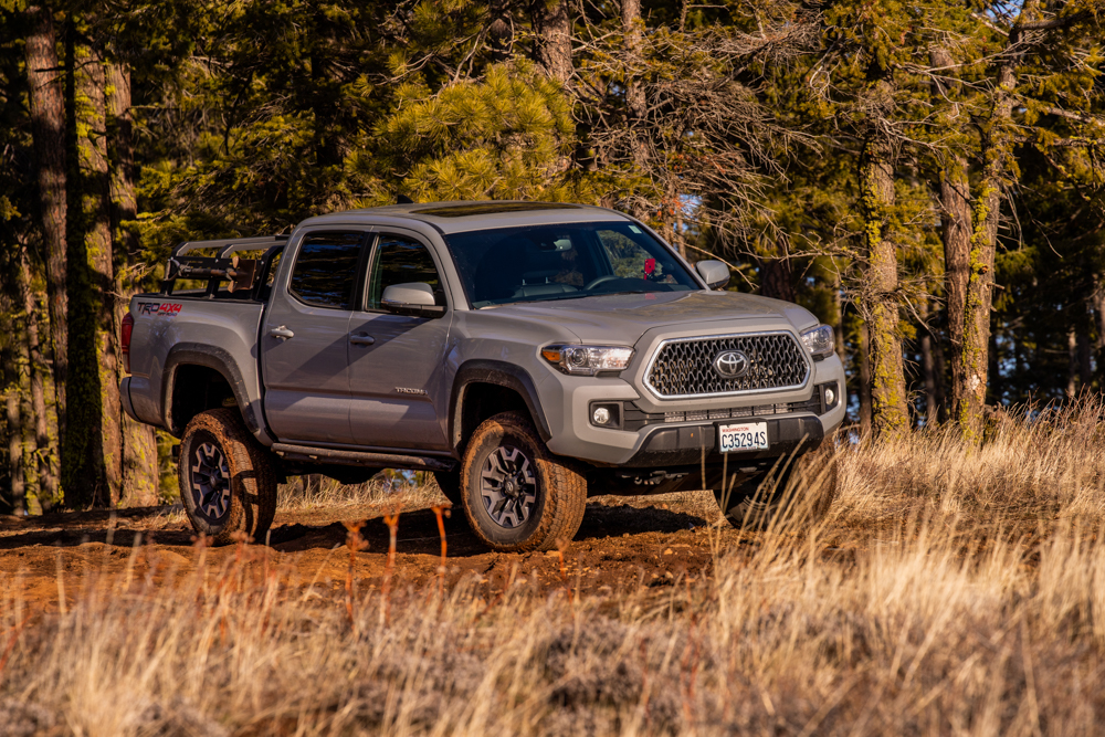 Recommended Tire Pressure When Off Road - 3rd Gen Tacoma