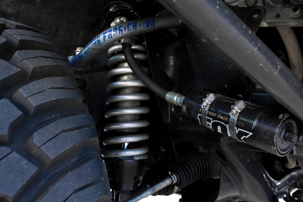 Fitting 35 Inch Tires on 3rd Gen Tacoma - Suspension