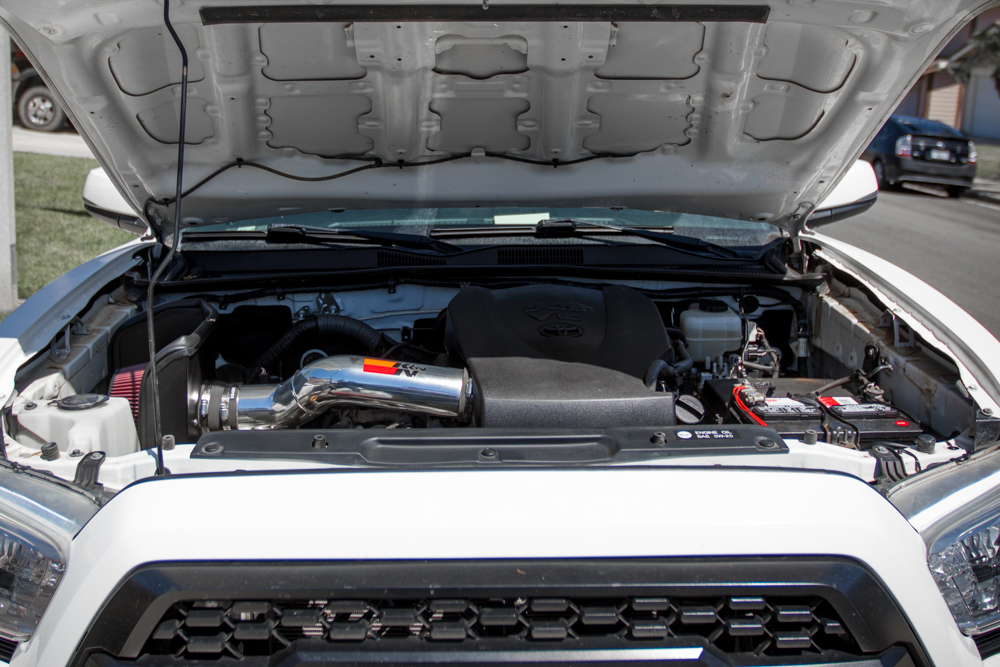 K&N 77 High Flow Cold Air Intake Review for 3rd Gen Tacoma