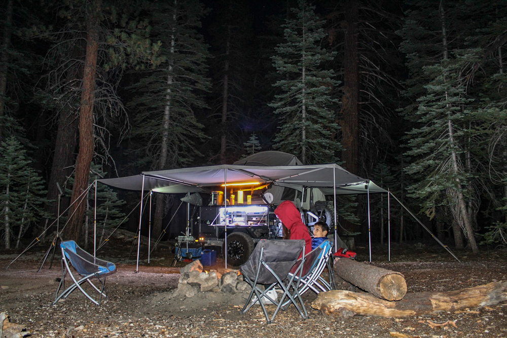 Patriot Campers X1 Awning