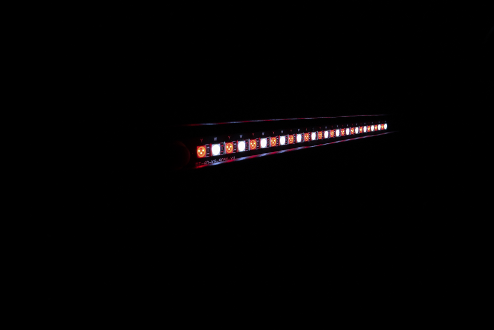 Sloop Imports Red/White LED Strip