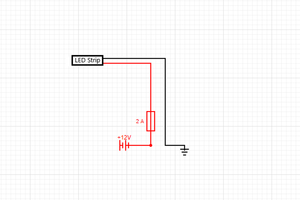 Led Light Strip Wiring Diagram from trailtacoma.com