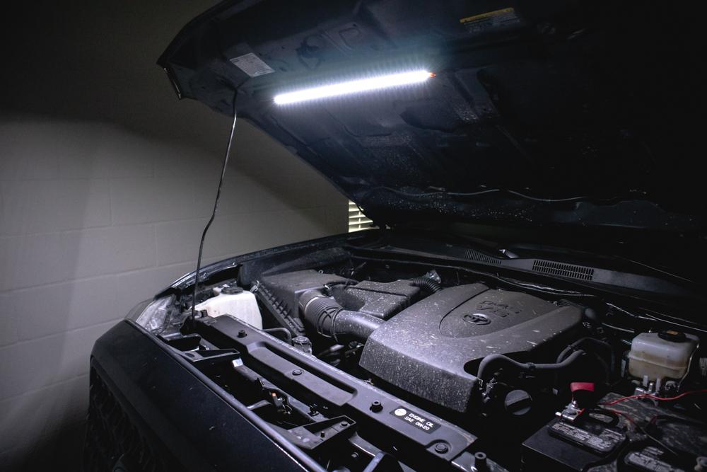 Sloop Imports White LED Light Strips - Engine Bay Output