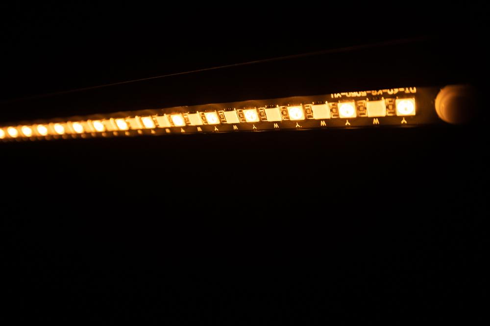 Sloop Imports Amber/White LED Light Strip