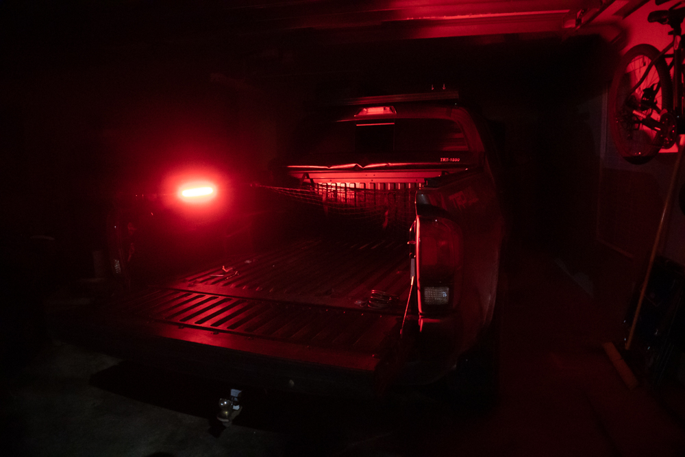 Sloop Imports Red LED Light Strips Output