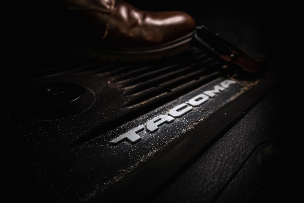 Top Floor Mat & Liner Options for 3rd Gen Tacoma