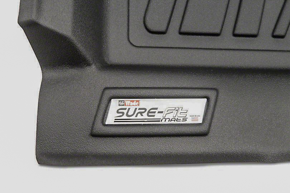 Wade Automotive Sure-Fit Floor Liner for 3rd Gen Tacoma