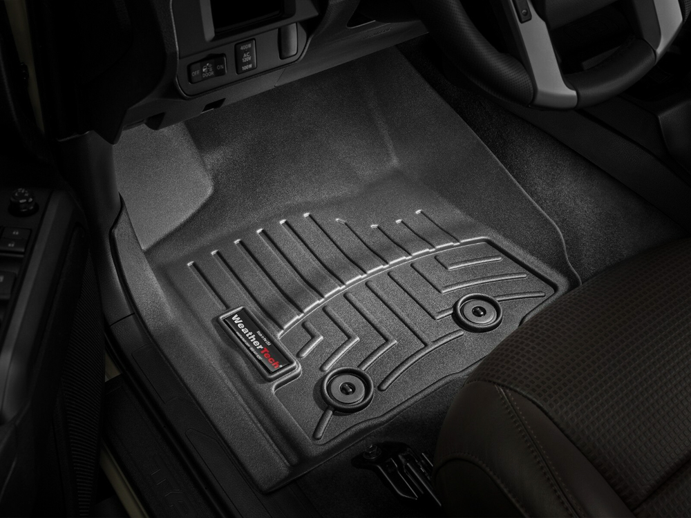 WeatherTech Front Floor Liner for 3rd Gen Tacoma