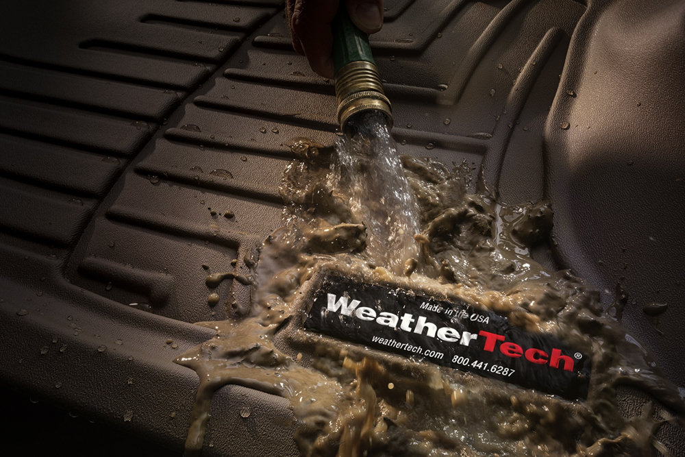 WeatherTech Floor Liner for 3rd Gen Tacoma
