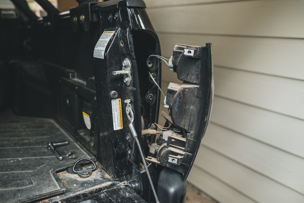 Total Chaos Bed Stiffener Install 2nd Gen Tacoma