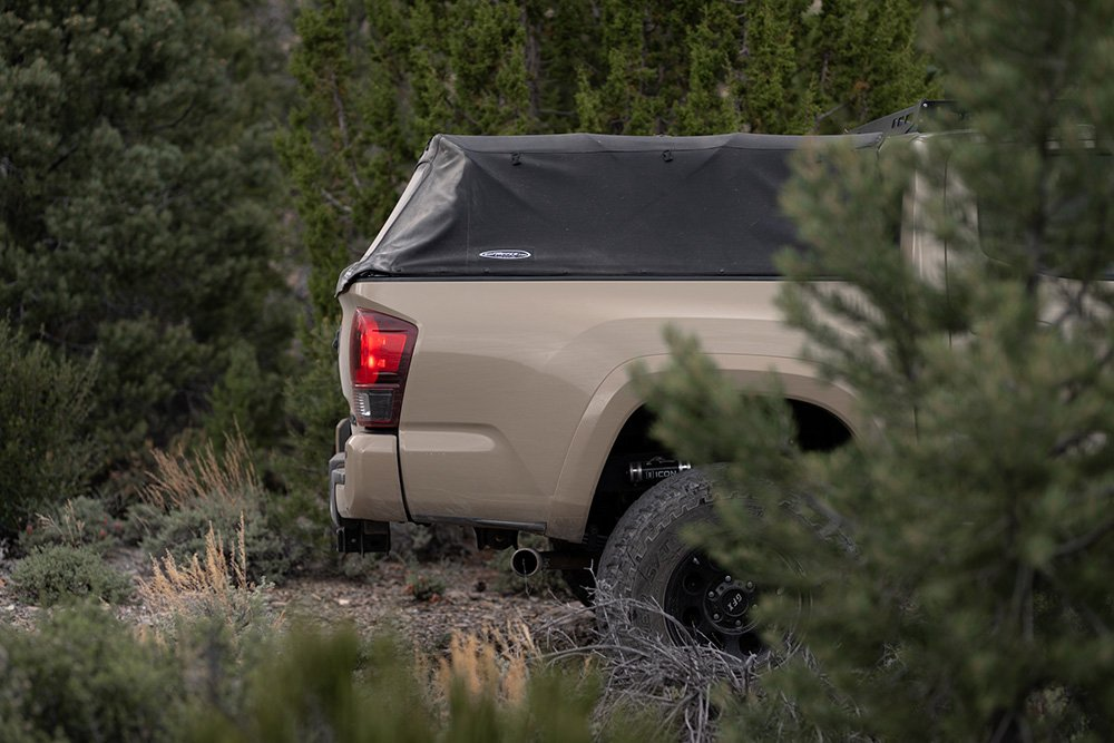 Softopper Soft Truck Top Review on Quicksand 3rd Gen Tacoma
