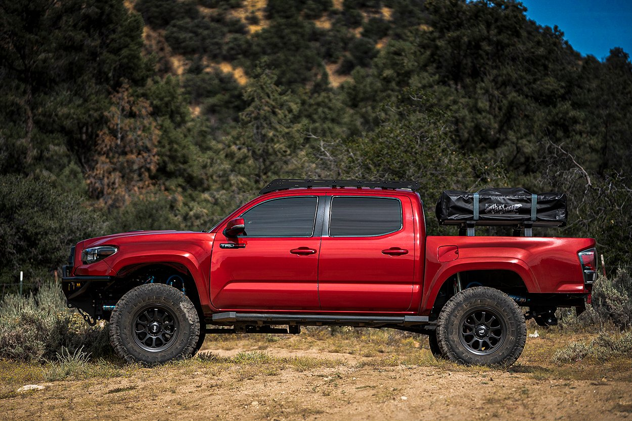 Tacoma Lift Kits and Suspension Kits